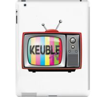 Keuble Tv iPad Case/Skin