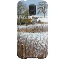 Snow Comes South Samsung Galaxy Case/Skin