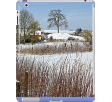 Snow Comes South iPad Case/Skin