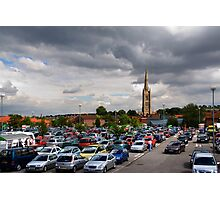 Grantham Photographic Print