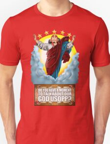 god Usopp One Piece T-Shirt