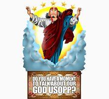 god Usopp One Piece Unisex T-Shirt