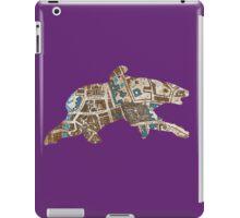 His Dark Materials: Lyra's Oxford cut out iPad Case/Skin