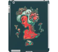 Madamme Mush iPad Case/Skin