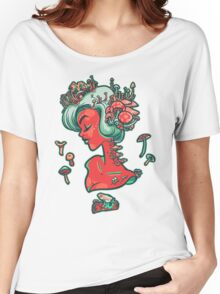 Madamme Mush Women's Relaxed Fit T-Shirt