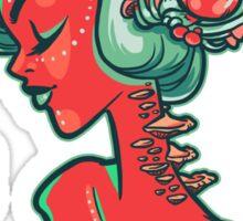 Madamme Mush Sticker