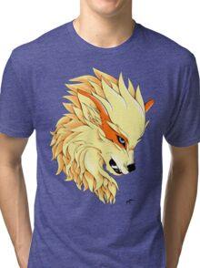 Arcanine's Rage Tri-blend T-Shirt