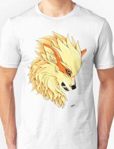 Arcanine's Rage Unisex T-Shirt