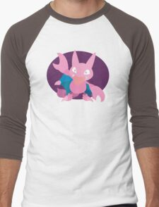 Gligar - 2nd Gen Men's Baseball ¾ T-Shirt