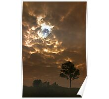 Guadiana Sunset Poster