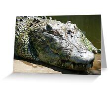 Jurassic Greeting Card
