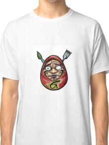 grace tattoo daruma logo Classic T-Shirt