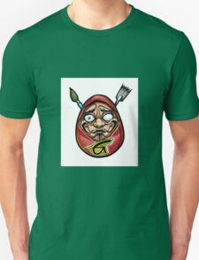 grace tattoo daruma logo Unisex T-Shirt
