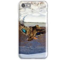 Landing Gear is Down! iPhone Case/Skin