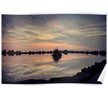 Asda's lake! Poster