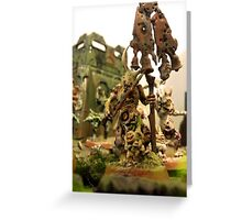 Servents of Decay Greeting Card