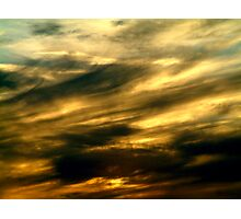 Cloudscape Photographic Print
