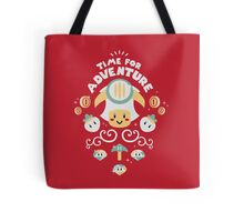 Time for Adventure Toad Tote Bag