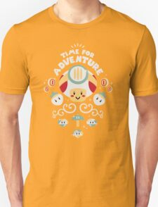 Time for Adventure Toad T-Shirt