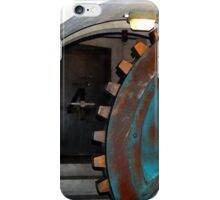 The Back Door - Torchwood iPhone Case/Skin