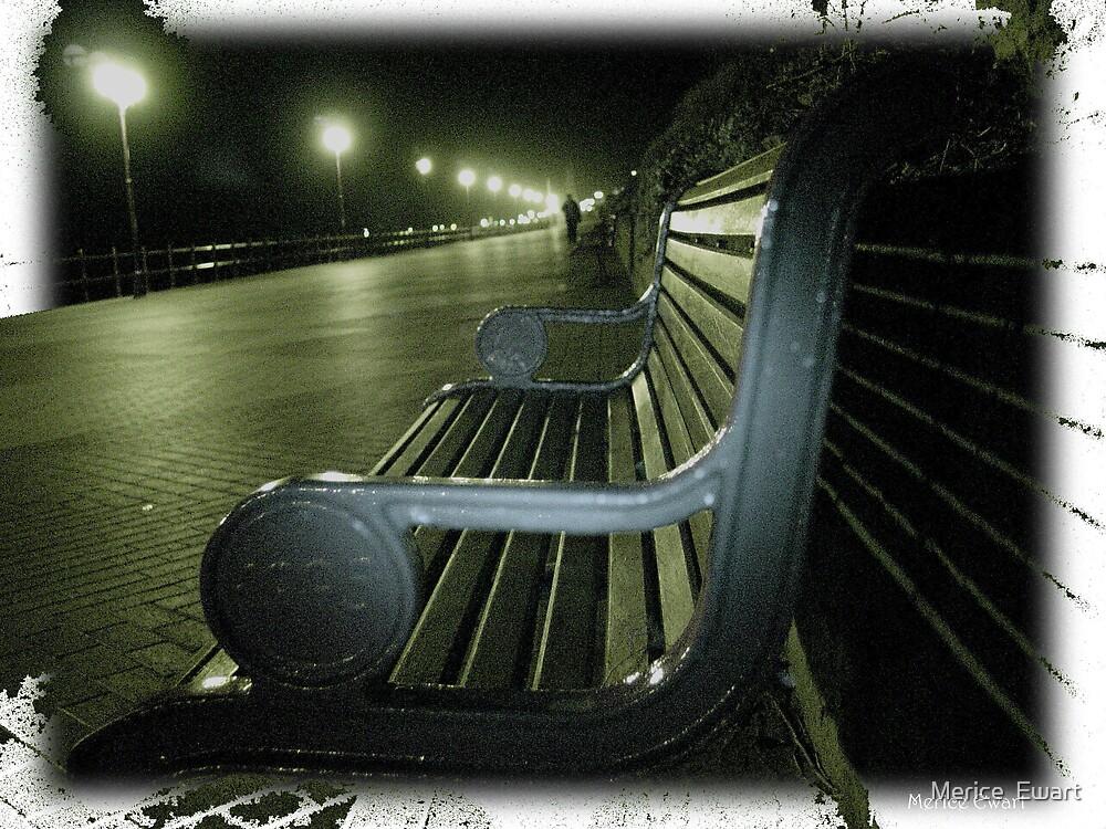 """ Sleeper and The Bench"" by Merice Ewart Marshall - LFA"