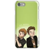 the unproducibles iPhone Case/Skin