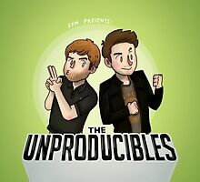 the unproducibles by dongpeiyen1000