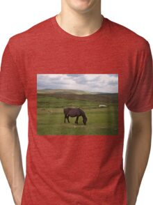 Heart on a Pony Tri-blend T-Shirt