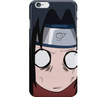 Sasuke Fainted iPhone Case/Skin