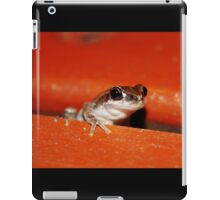 Cocktail Frog! iPad Case/Skin