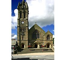 Parish Church, Peebles Photographic Print