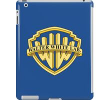 Walter White Lab. iPad Case/Skin