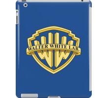 Walter White Lab. iPad Case/Skin