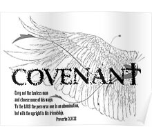 Covenant: Envy Not the Lawless Poster