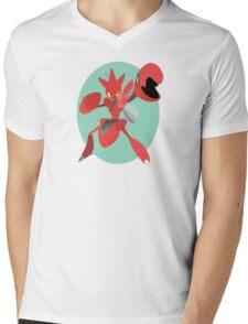 Scizor - 2nd Gen Mens V-Neck T-Shirt