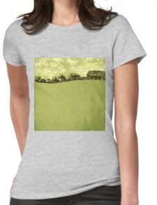Alentejo Womens Fitted T-Shirt