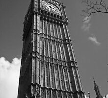 Big Ben by Nathan Walker