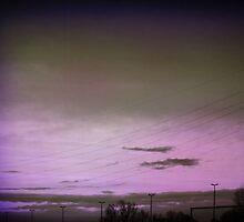 Purple sky.. by manahmanah