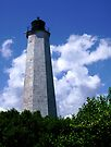 East Haven Lighthouse by Harlan Mayor