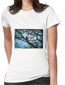 Pose Womens Fitted T-Shirt