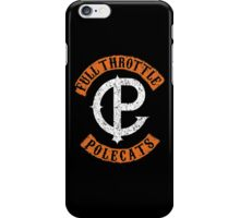 Polecats (Anarchy) iPhone Case/Skin