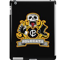 Polecats Patch iPad Case/Skin