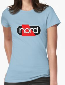 Nord  Synth Womens Fitted T-Shirt