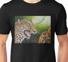 Naked and Afraid in Costa Rica Unisex T-Shirt