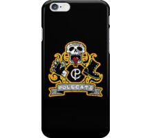 Polecats Patch Distressed iPhone Case/Skin