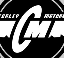 Corley Motors Sticker