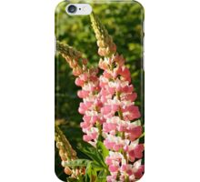 Pink Lupin Spike iPhone Case/Skin