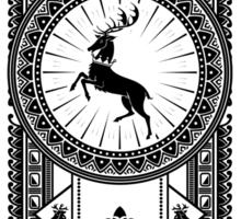 House of Kings Sticker
