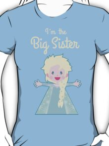 FROZEN- I´m the big sister T-Shirt