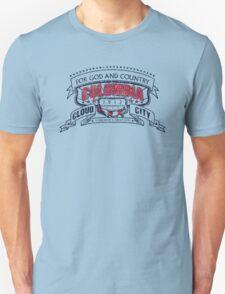 Columbia City Distressed Unisex T-Shirt